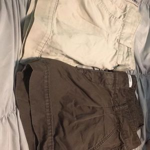 Express Cuff Shorts Bundle
